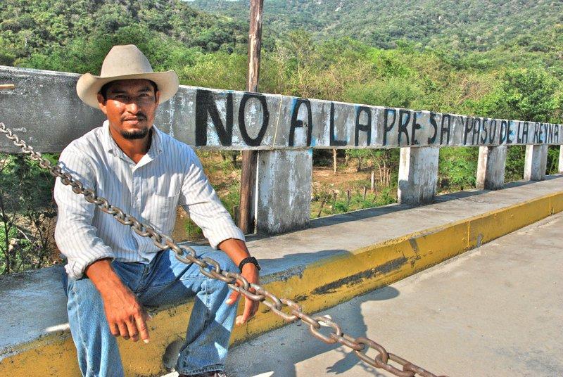Asesinan a defensor comunitario de Paso de la Reina, Oaxaca