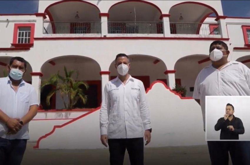 Oaxaca seguirá en semáforo naranja, disminuye 0.2% ocupación hospitalaria de Covid-19