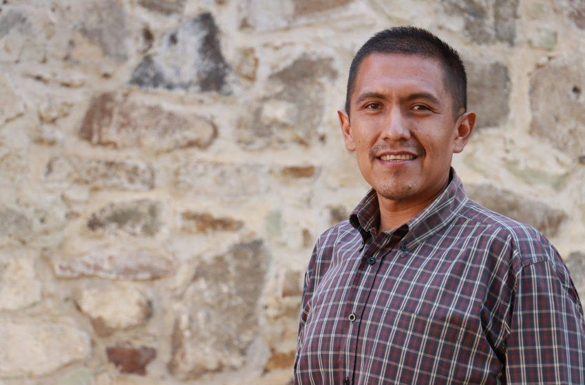 Va Gonzalo Martínez por la presidencia municipal de Ocotlán de Morelos