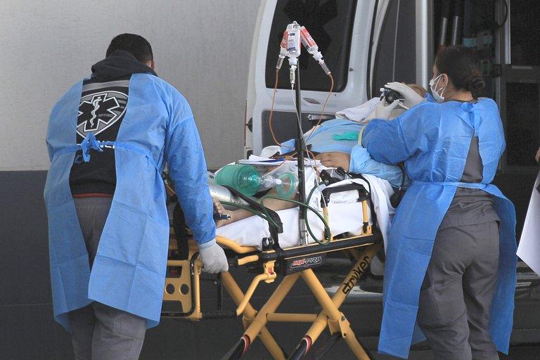 México llega a 158.536 muertes y supera 1,86 millones de casos de covid-19
