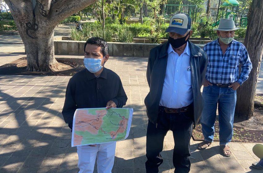 """Abrirán """"Hierve El Agua"""" hasta que autoridades de #Oaxaca, cumplan con reforestación"""