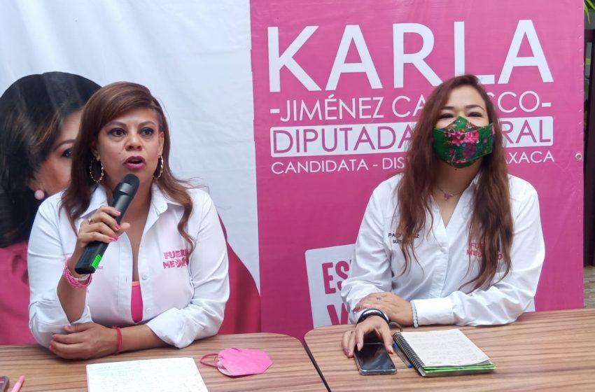 Obliga TEPJF elegir a una mujer como próxima presidenta del IEEPCO en Oaxaca