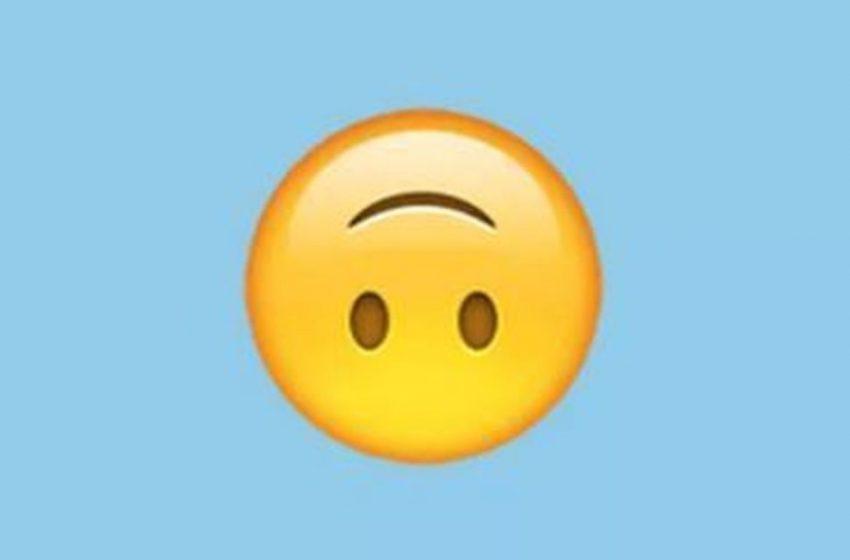 WhatsApp: ¿Qué significa el emoji de la carita al revés? Conoce su significado y cuándo usarlo.