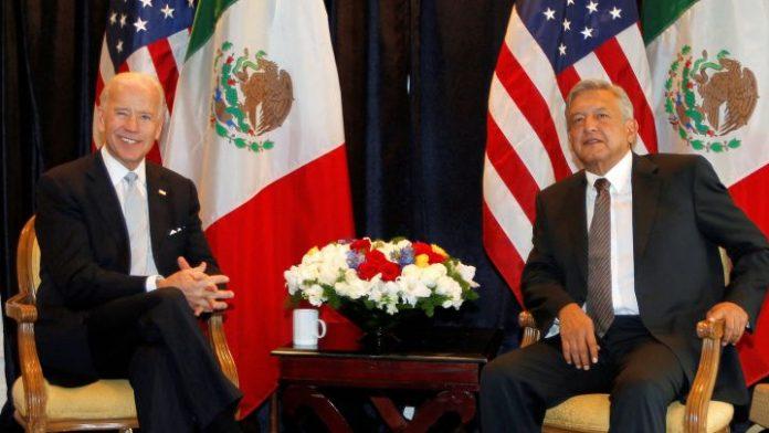 Piden a Biden dialogar con AMLO sobre violaciones al T-MEC