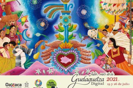 Habrá Guelaguetza en Oaxaca, pero será virtual.