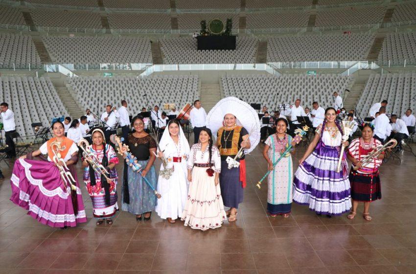 Solidaridad y fortaleza, mensaje que prevaleció en la octava de los Lunes del Cerro