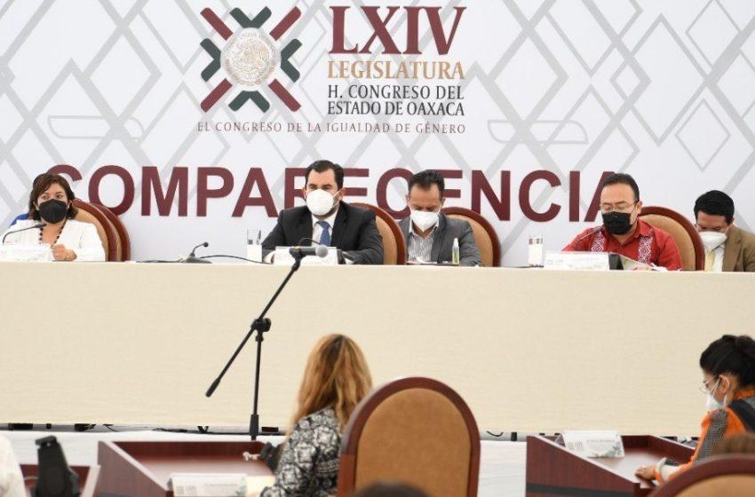 Exige Congreso a Iocifed rapidez en la reconstrucción de obras educativas