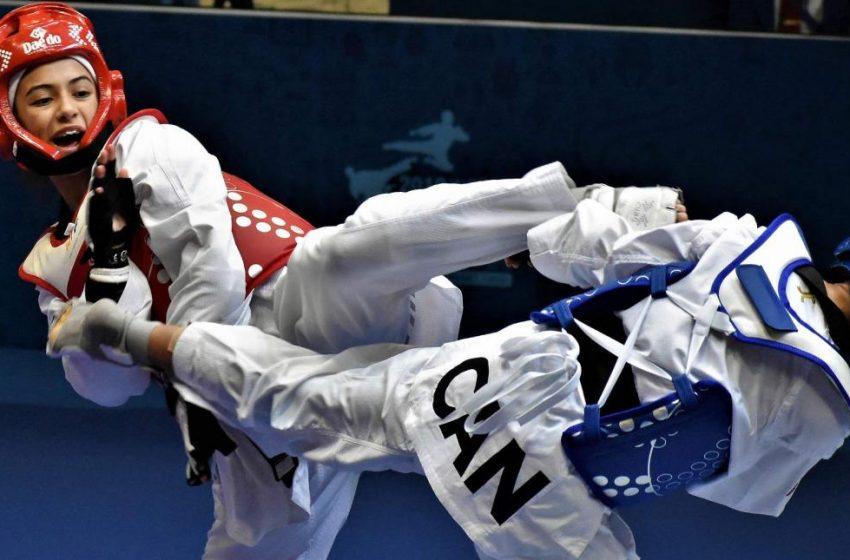 Con apoyo del Incude, cinco deportistas oaxaqueños inician proceso de clasificación a Panamericanos Juveniles