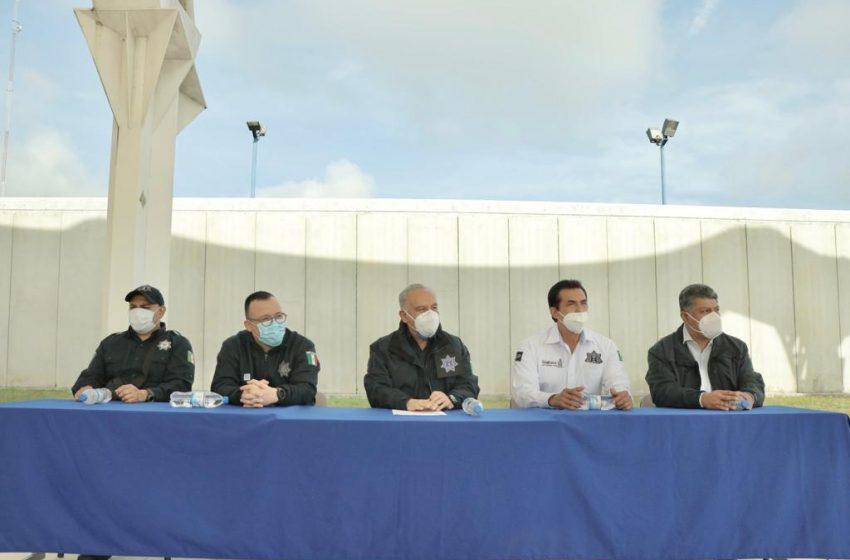 Supervisa titular de la SSPO el buen funcionamiento de las instalaciones de Tanivet, Varonil