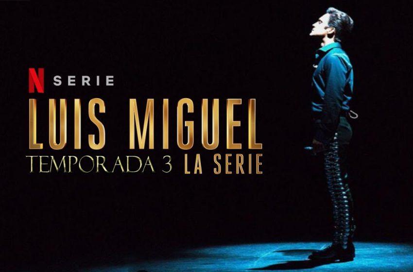 Ya hay fecha de estreno de última temporada de Luis Miguel: La Serie