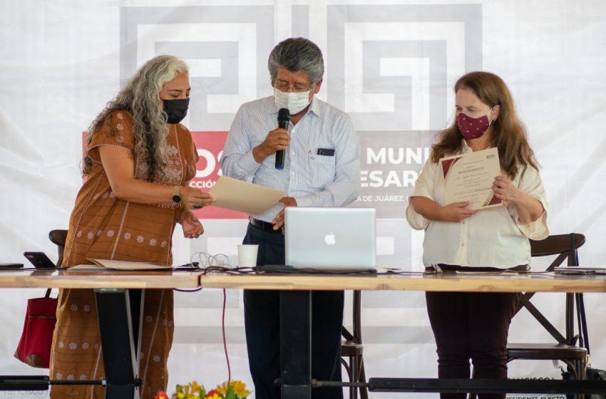 #Oaxaca de Juárez tendrá el primer Plan de Desarrollo Municipal con perspectiva de género