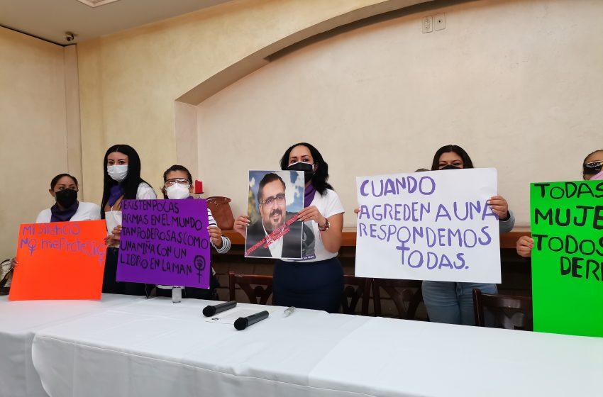 """Colectivo """"Violencia Por Ser Mujer"""" arremete contra Fiscal de #Oaxaca"""