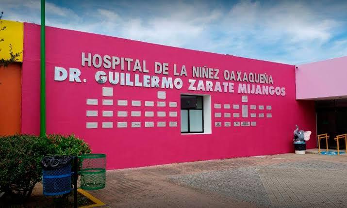 Se deslinda Insabi de crisis en Hospital de la Niñez Oaxaqueña