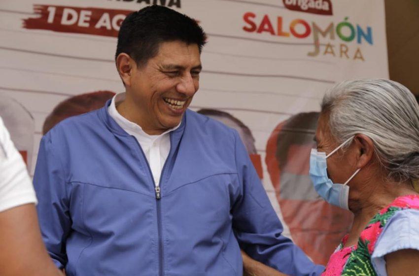 Mi experiencia al servicio de Oaxaca: Salomón Jara