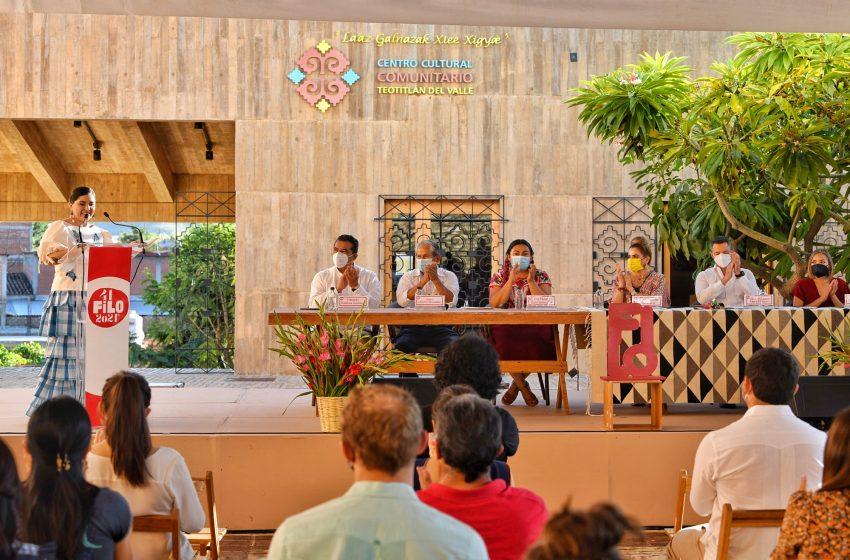 Comienza la 41 Feria Internacional del Libro de #Oaxaca
