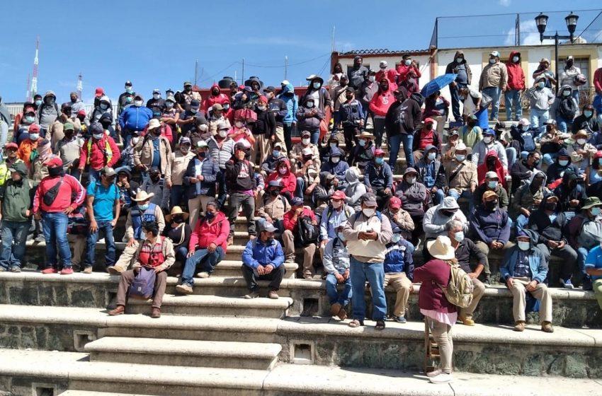 Rechaza Sindicato 3 de Marzo las respuestas del municipio de Oaxaca de Juárez