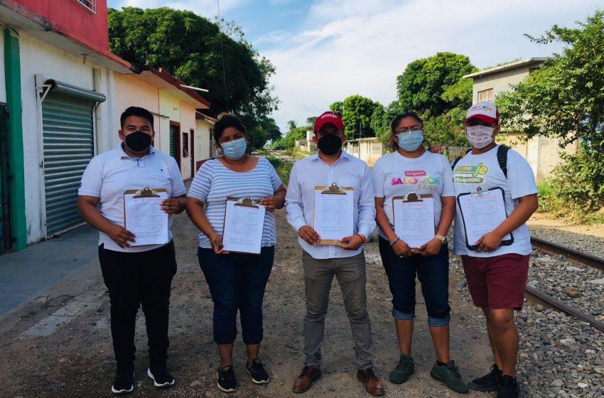 100 mil oaxaqueñas y oaxaqueños han participado en la Consulta a Oaxaca
