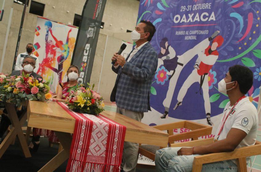 Oaxaca recibe el Preselectivo Nacional de Taekwondo