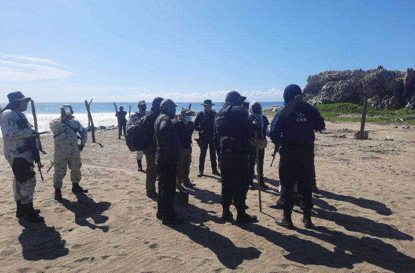 Coordina FGEO plan de búsqueda de persona reportada como desaparecida, en la región de la Costa
