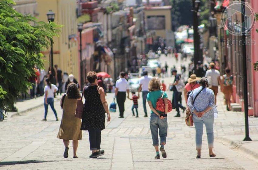 #Oaxaca sigue en color verde hasta el domingo 17 de octubre, pero ¡No te confíes!