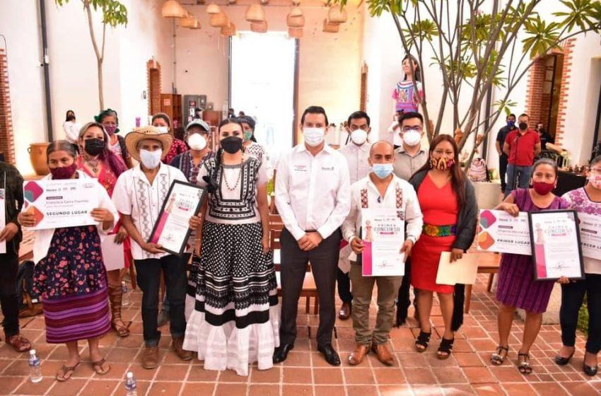 IOA Y Fonart premian el talento de artesanas y artesanos oaxaqueños
