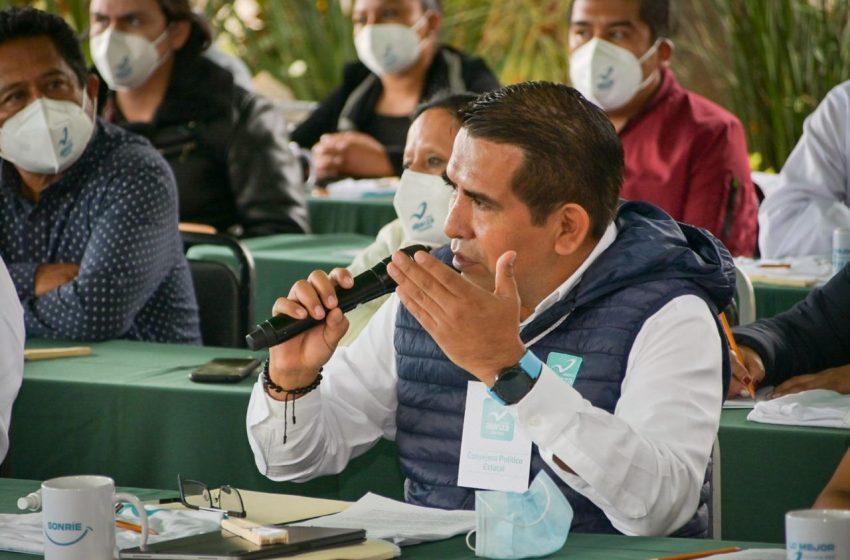 NUEVA ALIANZA #OAXACA, APUESTA POR BRINDAR UNA OPCIÓN DE GOBIERNO EFICAZ Y DE PROPUESTA PARA LOS PRÓXIMOS SEIS AÑOS.