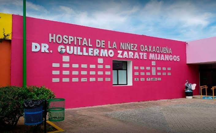 Ofrecen códigos administrativos a médicos especialistas en Hospital de la Niñez Oaxaqueña